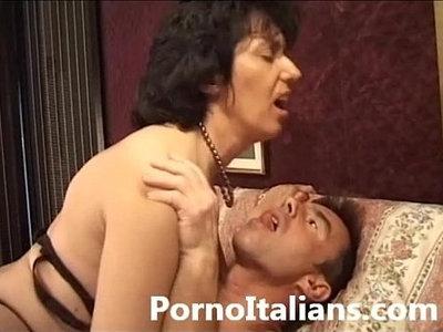 italian mature